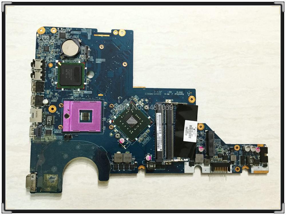 605140 001 for HP G42 CQ42 G62 CQ62 Laptop Motherboard DA0AX3MB6C2 CQ42 216TU CQ42 228TU CQ42