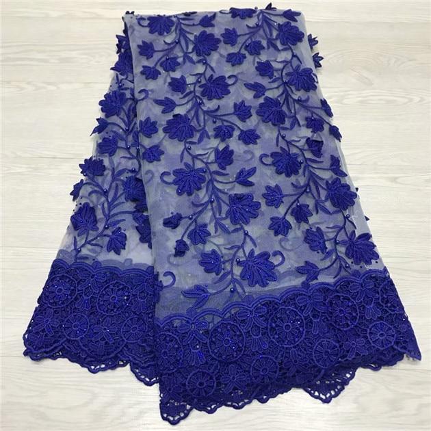 Różowy afryki koronki tkaniny koronka wysokiej jakości nigeryjczyk koronki tkaniny z koralikami i kamień tiul z haftem francuski koronki kobiet w Koronka od Dom i ogród na  Grupa 2