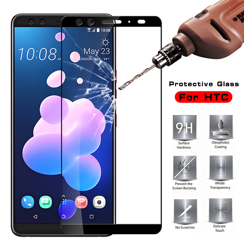 Protective Glass For HTC U11 U12 Plus U Play Ultra Screen Protector On the U 11 12 Life 11plus 12plus 12Life Tempered Glass Film