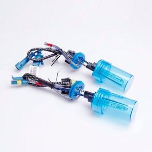 Image 2 - Kit de Ballast au xénon pour phares de voiture 12V/55W, Ultra CANBUS/rapide et brillante, qualité supérieure D2H/H1/H7/H11/9005/HIR2/H4 bi xénon