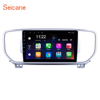 Seicane Android 8.1 9 inch Car GPS Radio Stereo for Kia KX5 Spotage Head Unit Navigation Player with Quad core