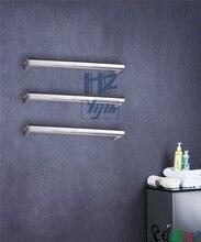 Free spacing towel warmer rail bathroom electric towel dryer rack stainless steel heated towel bar HZ-923