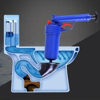 Casa di Aria Ad Alta Pressione di Scarico Blaster Pompa A Stantuffo Lavello Tubo di Intasare di Rimozione di Servizi Igienici Bagno Cucina Cleaner Kit Trasporto di Goccia