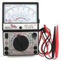 MF47B тестер напряжения тока сопротивление аналоговый Дисплей противопожарная линия указка мультиметр DC/AC
