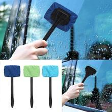 VODOOL Microfiber Auto Window Cleaner Car Washable Brush Windshield Wiper Home Cloth Wash Maintenance Clean Tool