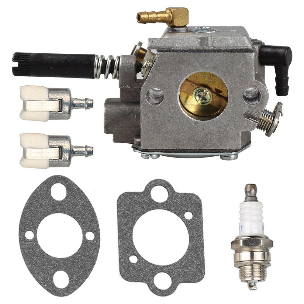 OEM 81000 SHINDAIWA 72365 CHAINSAW Carburetor For Brush 488 A021003090 Cleaning