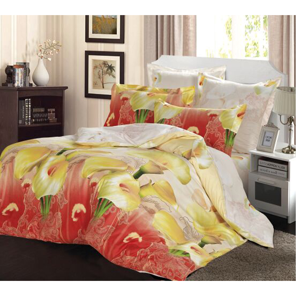 Bedding Set SAILID B-152 cover set linings duvet cover bed sheet pillowcases TmallTS promotion 4pcs embroidery animals baby cot crib bedding set quilt bumper include bumper duvet bed cover bed skirt