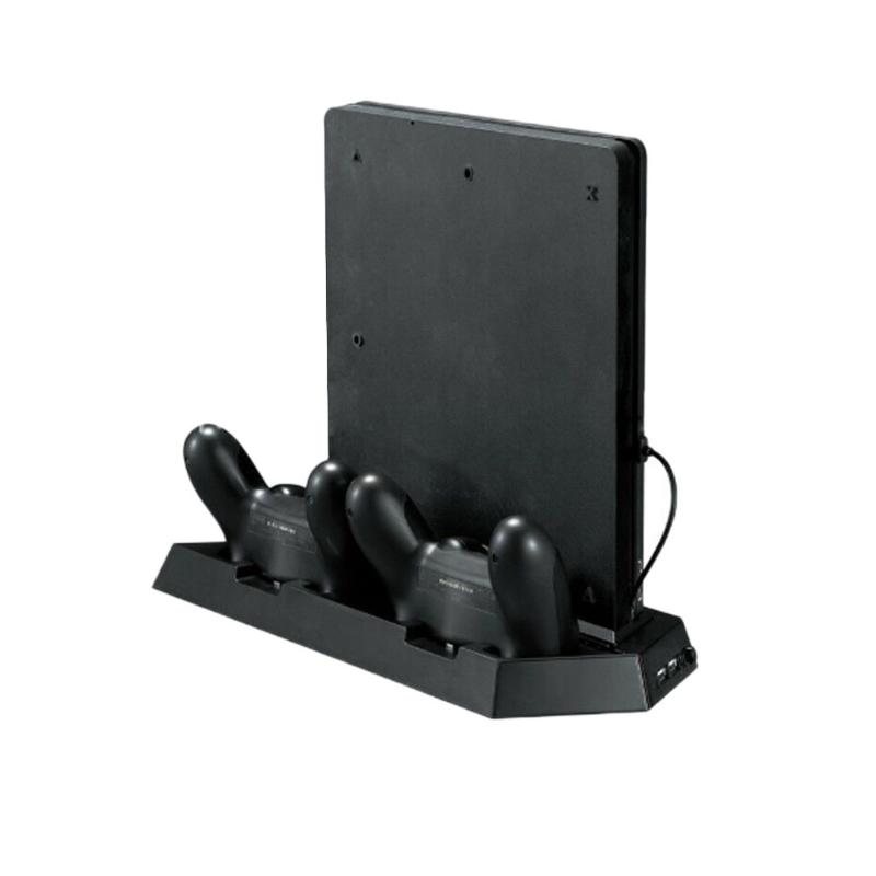 mutilfunction-cooler-fan-vertical-stand-for-ps4-slim-console-dual-charging-station-cooler-fan-for-font-b-playstation-b-font-4-slim-console