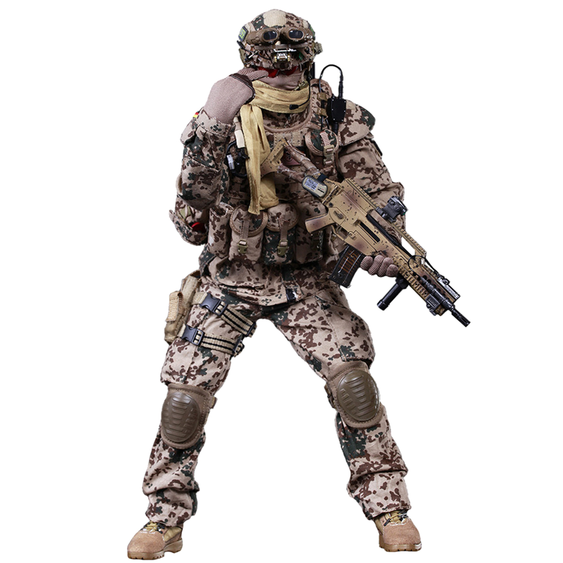 NFSTRIKE 30cm 1 6 Movable Germany KSK Afghanistan Special Operations Group Figure Military Soldier Model 2019