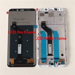 "Image 5 - 5.99 ""המקורי M & סן עבור Xiaomi Redmi 5 בתוספת מסגרת LCD מסך תצוגה + מגע Digitizer לוח עבור redmi 5 בתוספת הרכבה תצוגה"