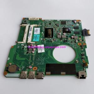 Image 5 - Oryginalne 736377 501 736377 001 736377 601 DA0U82MB6D0 REV:D 740M/2GB i5 4200U Laptop płyta główna do notebooków HP 15 N