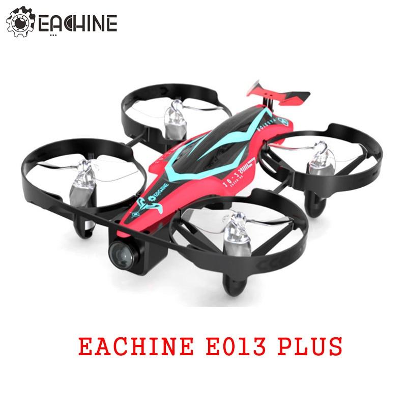 Newest Eachine E013 Plus Micro FPV Racing Drone Anti-Turtle Mode W/ 5.8G 48CH 1000TVL Camera VR006 Goggles