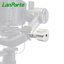 LanParte Ronin S Gimbal Counterweight  (25g*2 & 100g) for DJI Gimbal Accessories for Blackmagic BMPCC 4K цена и фото