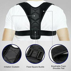 Adjustable Back Posture Correc