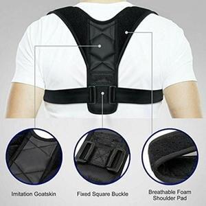 Adjustable Back Posture Correc