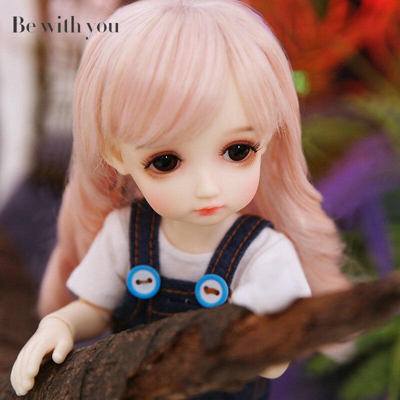 Nieuwe Collectie Worden Met U Kool BJD SD Pop 1/6 Body Model Kinderen Hoge Kwaliteit Fashion Shop Zoeter Meisje BWY-in Poppen van Speelgoed & Hobbies op  Groep 3