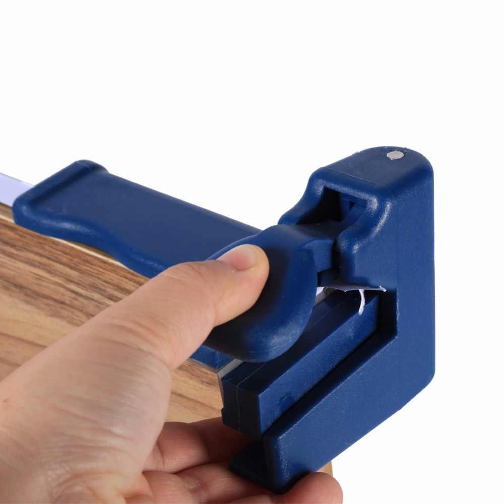 Горячая 2019! Двойной Кромкооблицовочный станок набор инструментов деревянная головка и хвост обрезки плотника оборудования