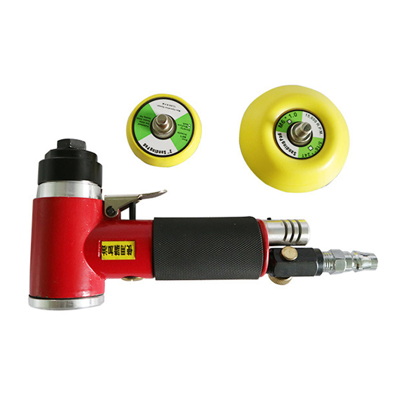 Pneumatic Tools 50mm Mini Pneumatic Eccentric Sander Eccentric Grinder Spot Repair Polisher For Auto Body Work Grinder Pneumatic Sander Power Tools