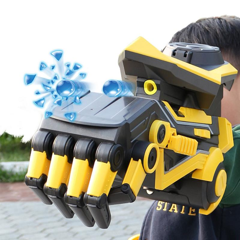 Creative Wearable Unique And Cool Intelligent Deformable Robotic Arm Electric Deformation Toy Gifts For Children