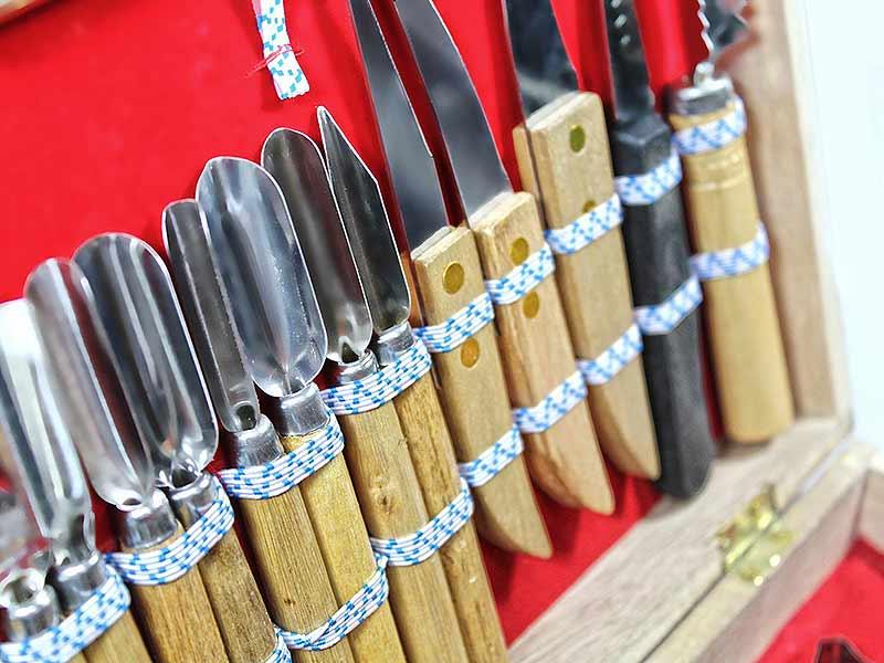 80 pièces outils de sculpture de cuisine fruits légumes garniture découpe gravure éplucheuses outils de coupe 99 DC120-in Ensembles de couteaux from Maison & Animalerie    2