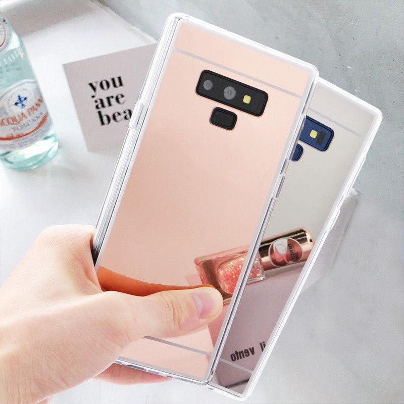 Mirror Case For Samsung Galaxy S10 E S8 S9 Plus S7 Edge Case Cover For Galaxy Note 8 9 A5 J5 J7 2018 Back Cover Phone Case