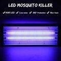 40 W 220 V luz UV Shock eléctrico del asesino del Mosquito de lámparas de dormitorio interior al aire libre Jardín de vuelo de plagas de insectos trampas nos enchufe