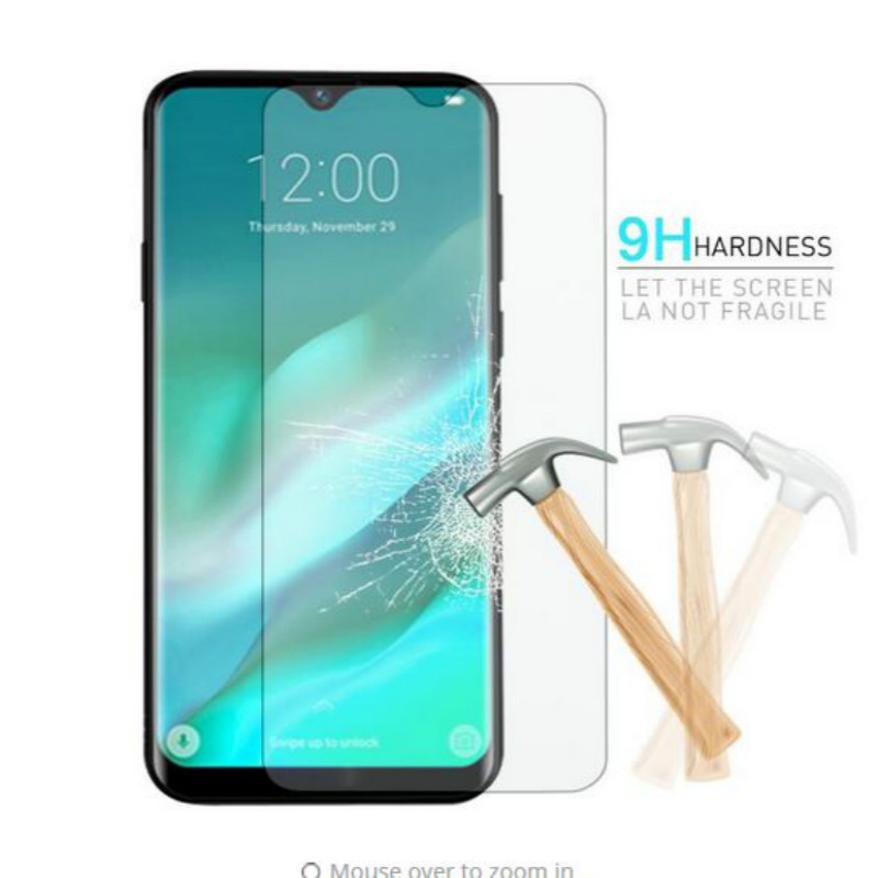 Clear Tempered Glass Film For Doogee X11 S90 Y8 6.1'' Y7 Y6 T6 BL5000 X30 X20 L S60 9H Screen Protector Premium Film Cover Case(China)