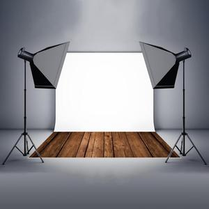 Image 2 - ALLOYSEED רטרו עץ לוח קרשי מרקם צילום רקע סטודיו וידאו תמונה רקע רקע בד אבזרי מזון