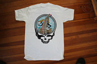 Dead And & Company Tour 2018 T Shirt NEW YORK CITI FIELD Grateful Concert S 3XL summer o neck tee, free shipping cheap tee