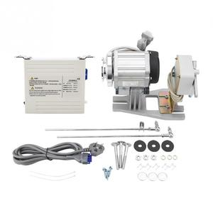 Image 4 - Energy saving Servo Motor 220v 550W Energy saving Brushless Servo Motor for Industrial Sewing Machine