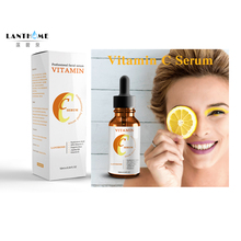 Lanthome Vitamin C Face Serum Stock Solution VC Hyaluronic Acid Moisturizing Ess