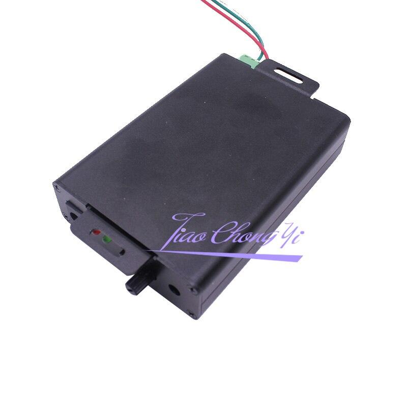 M 1000 Controlador de LED, Programável Levou Controlador de Música 2048 Pixel para WS2812B WS2811 WS2801 SK6812 levou iluminação de tira - 6