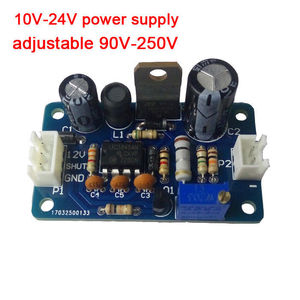 DYKB DC 12V-24V TO 170V 90V-250V DC boost High Voltage Power Supply Module For Nixie Tube Glow clock Tube Magic Eye 3845(China)