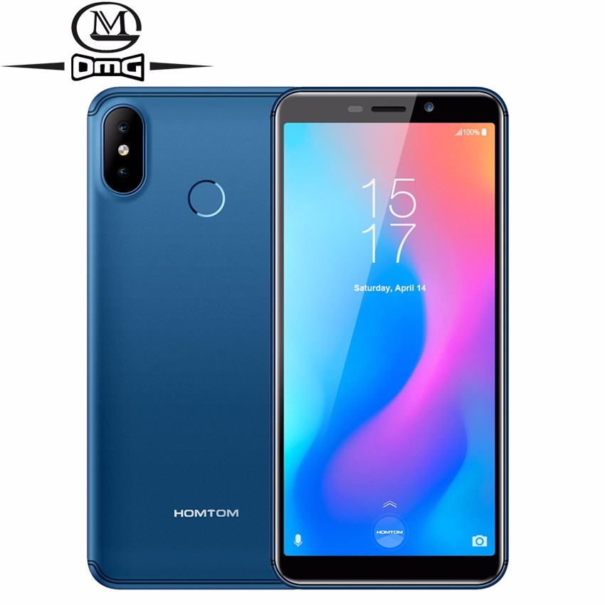 HOMTOM C2 Viso ID 4G LTE Smartphone 5.5 Android 8.1 2 GB + 16 GB Veloce Carica MTK6739 ouad Core 13MP Dual fotocamera OTA Del Telefono MobileHOMTOM C2 Viso ID 4G LTE Smartphone 5.5 Android 8.1 2 GB + 16 GB Veloce Carica MTK6739 ouad Core 13MP Dual fotocamera OTA Del Telefono Mobile