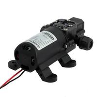 1pc Automatic Diaphragm Auto Car Washer Pump 6L/Min 70W 6A 12V Mini Electric Car Washing Self Priming Pump Water Sprayer
