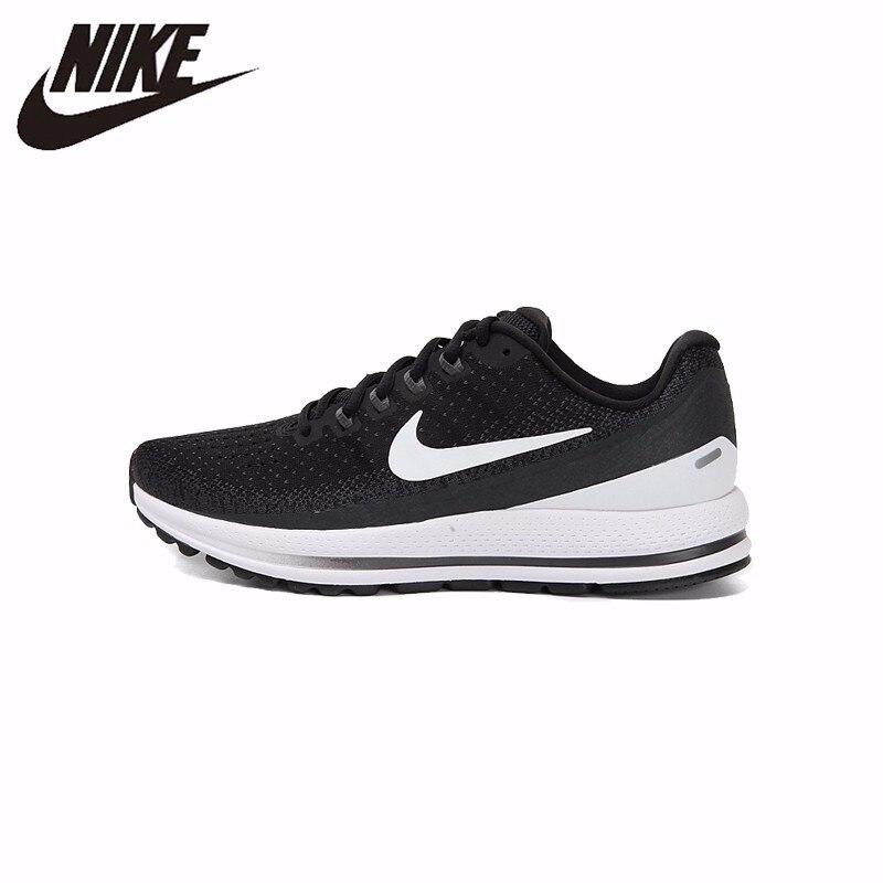 Nike Air Zoom Vomero 13 2018 nouvelle arrivée originale hommes chaussures de course respirant à lacets baskets confortables #922908-001