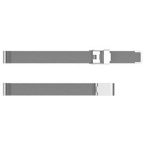Image 5 - שעון להקת עבור Fitbit לעורר HR פעילות Tracker אבזם ממילאנו מגנטי נירוסטה רצועת רשת חגורת פלדה באיכות גבוהה