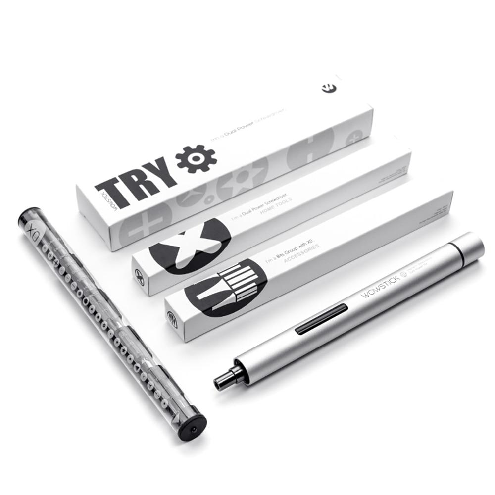 Xiaomi Wowstick 21 in 1 Electric Screwdriver Precision Mini Handheld Cordless Electric Screwdriver Household Tool Repair ToolsXiaomi Wowstick 21 in 1 Electric Screwdriver Precision Mini Handheld Cordless Electric Screwdriver Household Tool Repair Tools