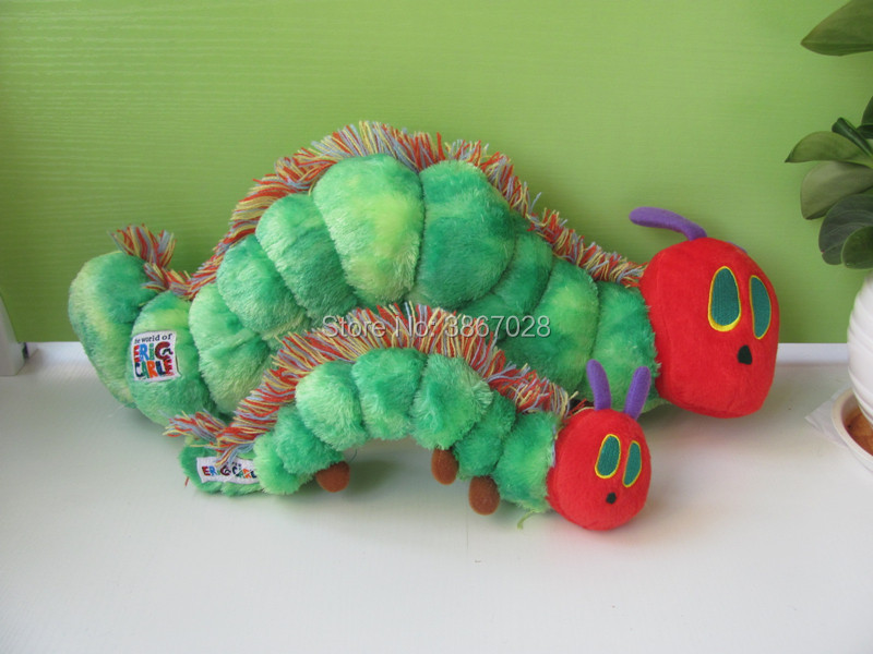 The Very Hungry Caterpillar By Eric Carle Stuffed Plush Toy Kids Children Gifts Baby Toy