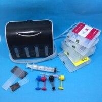 YOTAT CISS ink cartridge PGI 2700 PGI 2700XL For Canon MAXIFY MB5370(AP) MB5070 iB4070 MB5170 MB5470 IB4170
