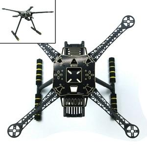 Image 4 - S520 S600 каркасный комплект с посадки Шестерни опорная сверхмощная 4 осевая стойка Quadcopter F450 Модернизированный каркас для Радиоуправляемый fpv дрон