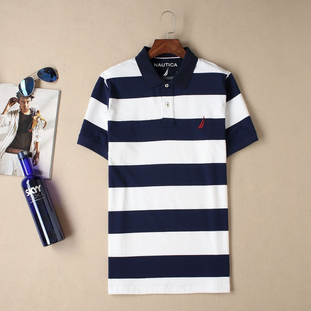 Casual Business Men   Polo   Shirt Short sleeve Boss Solid   Polos   Shirts Mens Breathable Shirt Homme Classic Brand Clothing S-3XL