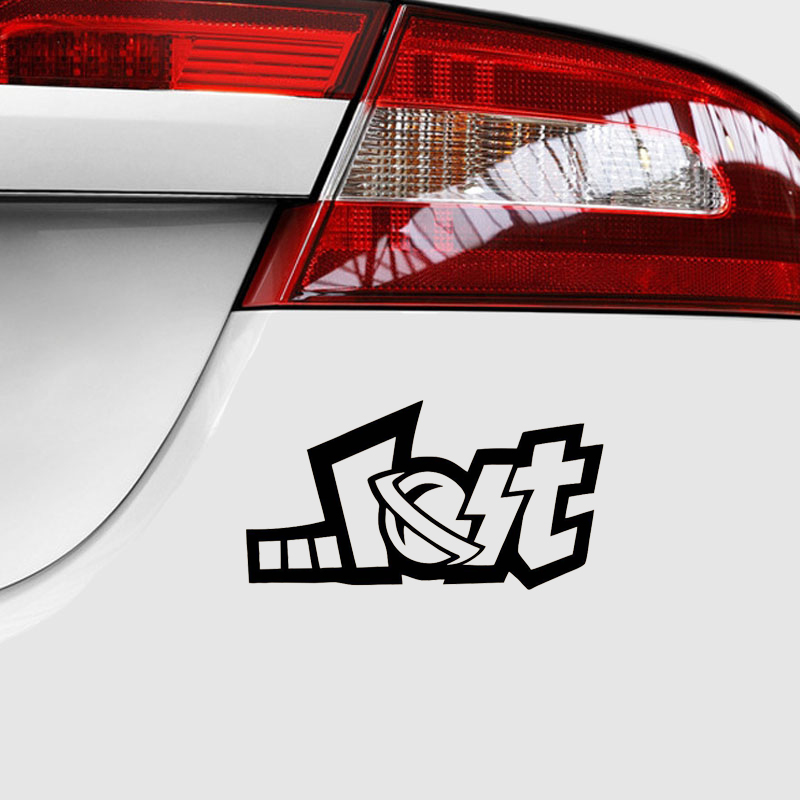 RVCA Skate//Surf//Surf Voiture//Van//Fenêtre Shop Decal Autocollant