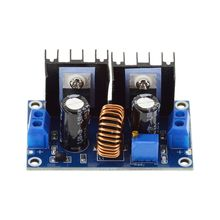 цены на XL4016E1 DC-DC buck module high-power DC voltage regulator 8A with regulator  в интернет-магазинах