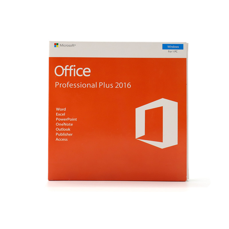 Image 5 - Microsoft Office 2016 Professional Plus for Windows PC Retail Boxed Product Key Card inside with DVD