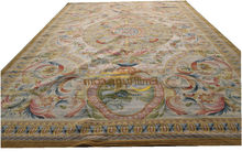 Savonnerie Oriental Hand-woven Wool Rug Plush Wool French Savonnerie Hand Made Rug Carpet New Listing Art Carpet(China)