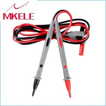 High Quality UT803 Double Insulation Needle Tip Digital Multimeter Multi Meter Tester Lead Probe Wire Pen Cable China  universal digital multimeter probe test leads multi meter needle tip tester lead probe wire pen cable multimeter feelers 16pcs