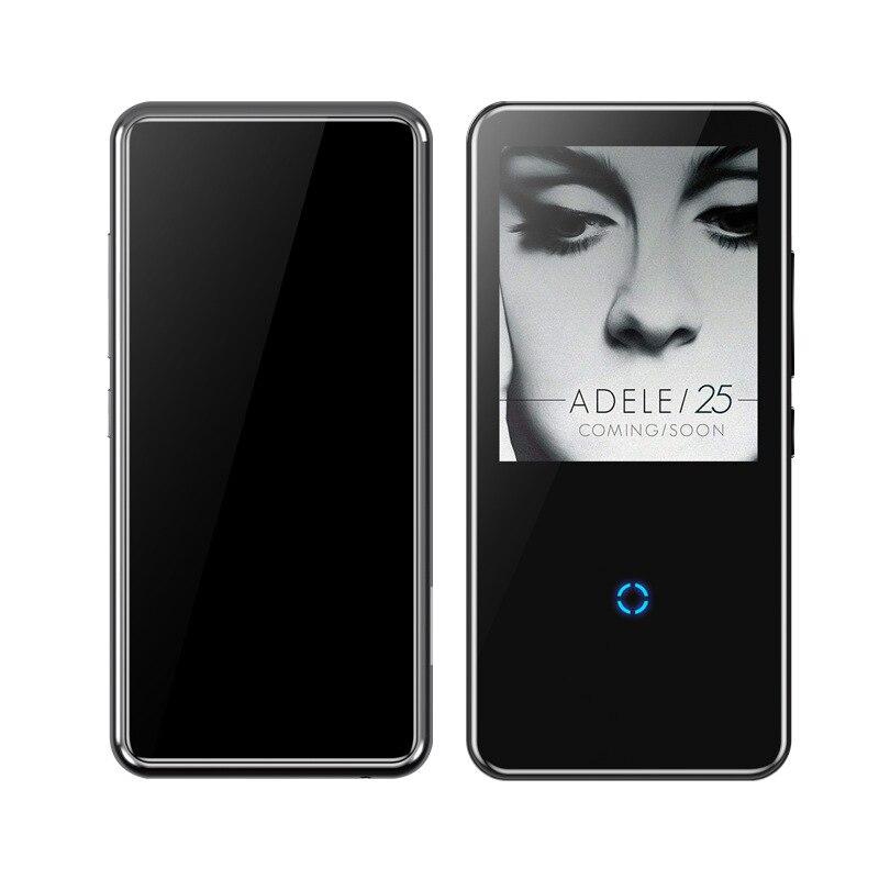 Mahdi M600 lecteur MP3 bluetooth HiFi lecteur vidéo 2.4 pouces sans fil Portable Sport MP3 8 GB haut-parleur intégré Radio FM - 3
