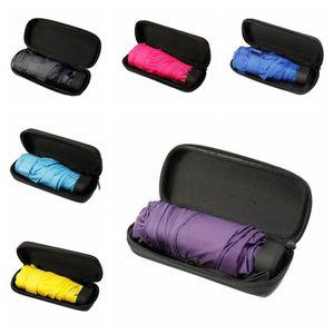 Mini Fashion Folding Umbrella