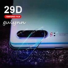 2PC Camera Lens Protector For Huawei Mate 20lite P20 P30 Lite/pro 29D Screen Protective Glass Nova 4E 3E 3i Y6 7 9